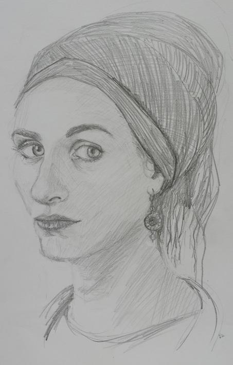 Self in pencil
