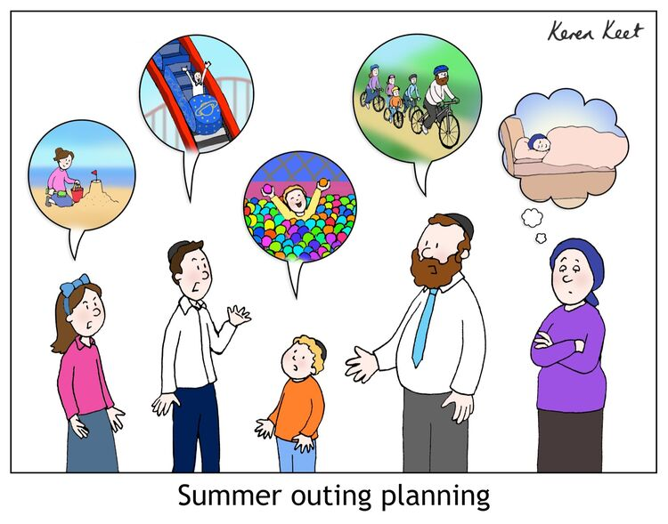 Summer Outing Plans