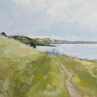 Coastal path, Roseland