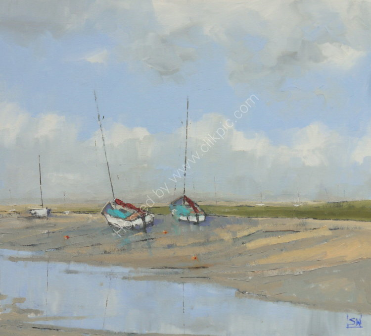 High and Dry , Wells next to sea