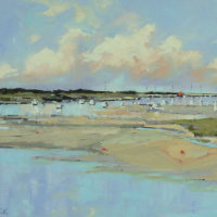 Over the Harbour , Wells