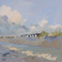 Shingle Beach , Walberswick