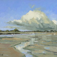 Storm over the Deben