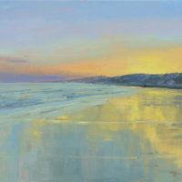 Evening Sands