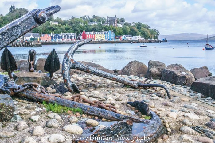 Tobermory Anchors