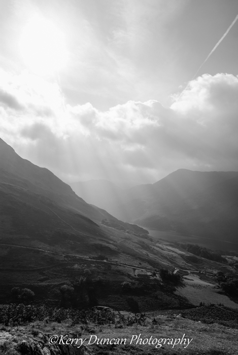 The Road To Buttermere