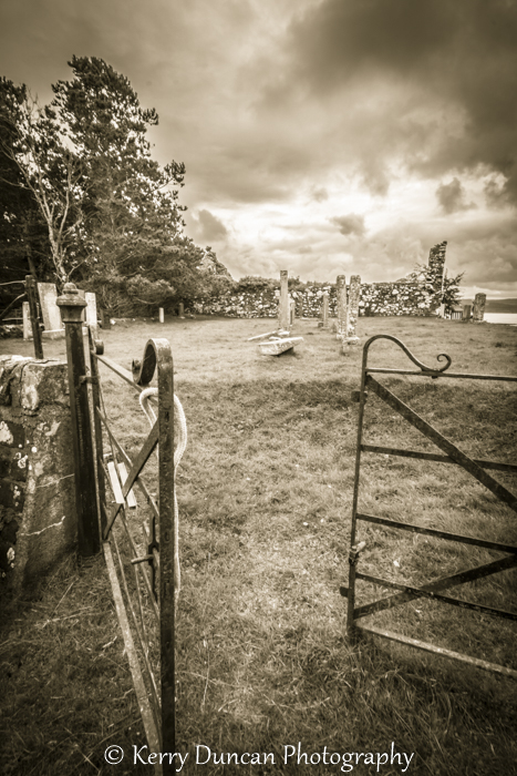 The Cemetary Gate