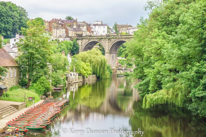 Knaresborough In Colour