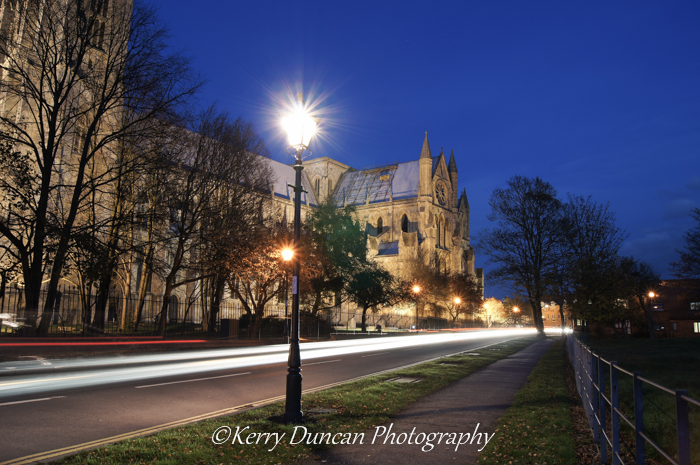 Night At The Minster