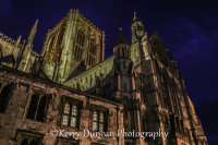 Minster From The Ground
