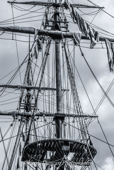 In The Rigging