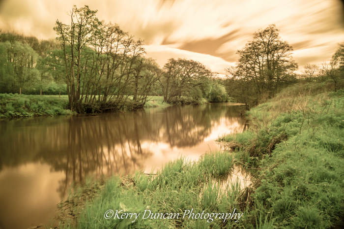 Along The Riverbank
