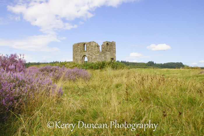 Tower In The Heather