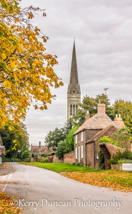 South Dalton By Autumn