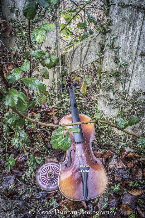 A String & A Wheel