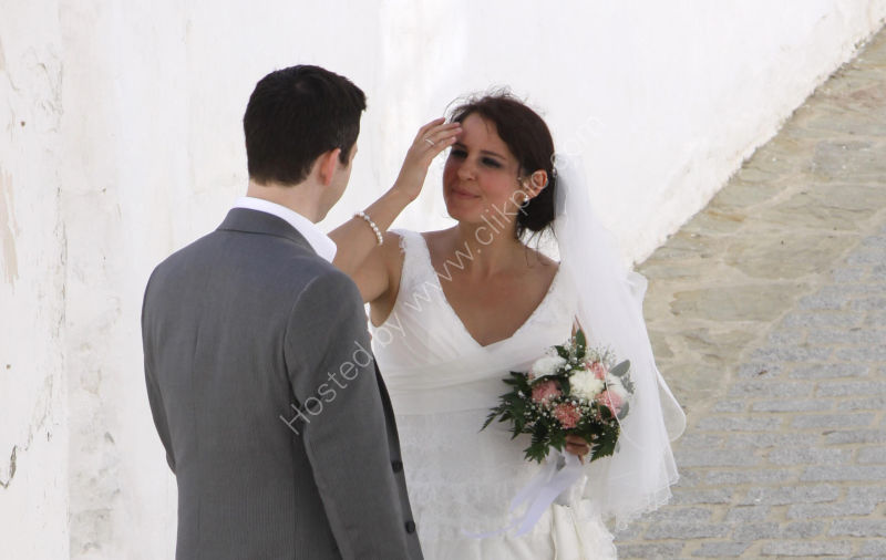 Vejer wedding, June 2010