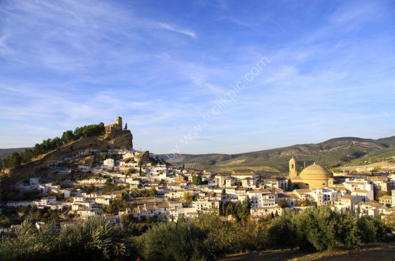 Vista of Montefrio