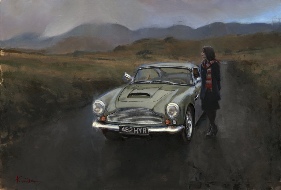 DB4 INTO THE WILD