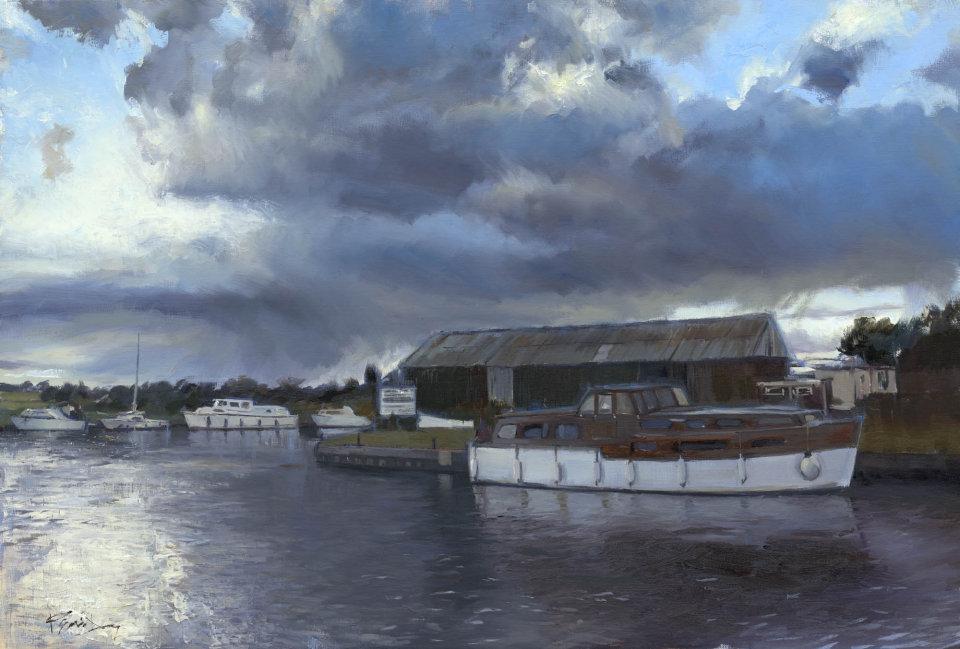 After The Rain, Ludham Bridge