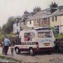 Craster Ice Cream Van