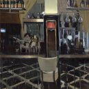 Empty Bar Stool