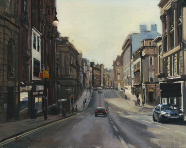Mosley Street (Afternoon Light)
