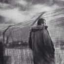 By The Docks(charcoal) SOLD