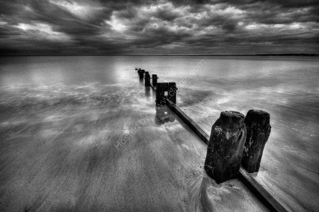 Alnmoth beach