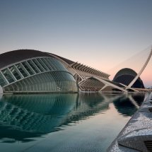 City of Arts-and  Sciences  Valencia