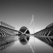 City of Arts &  Sciences  valencia