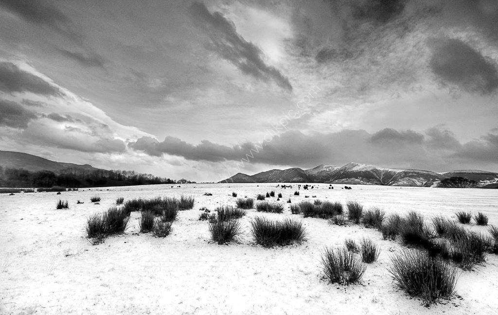Cumbrian Winterscape