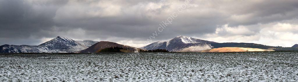 Cumbrian mountainscape