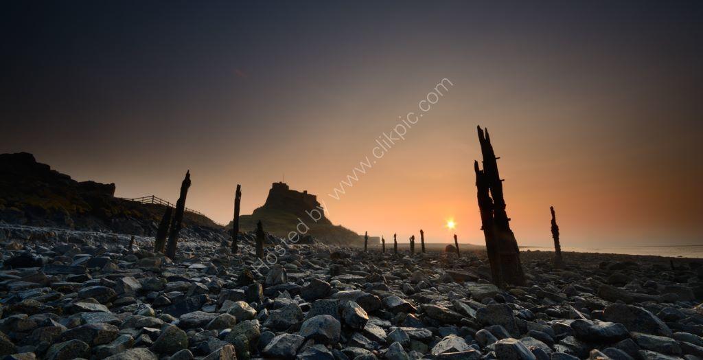 Dawn of a new day lindesfarne