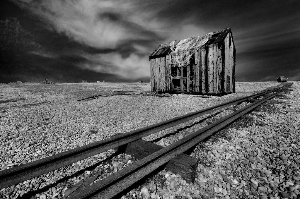 Dungeness Hutscape