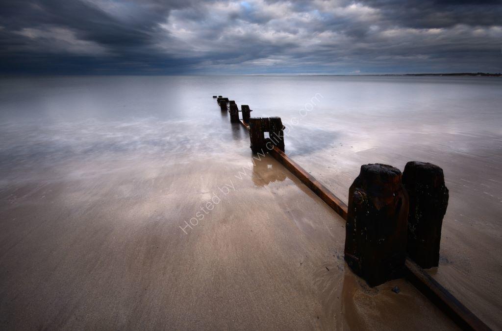 EarlyEvening Alnmoth Beach
