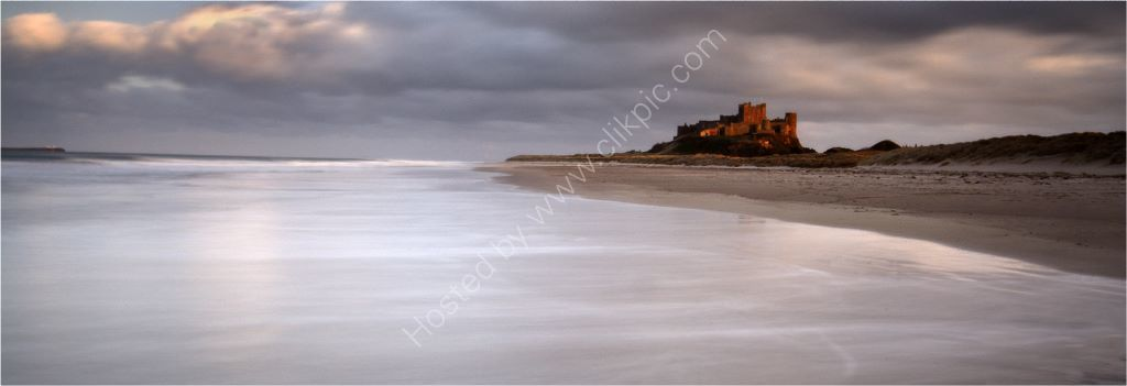 Early Evening  Bamburgh