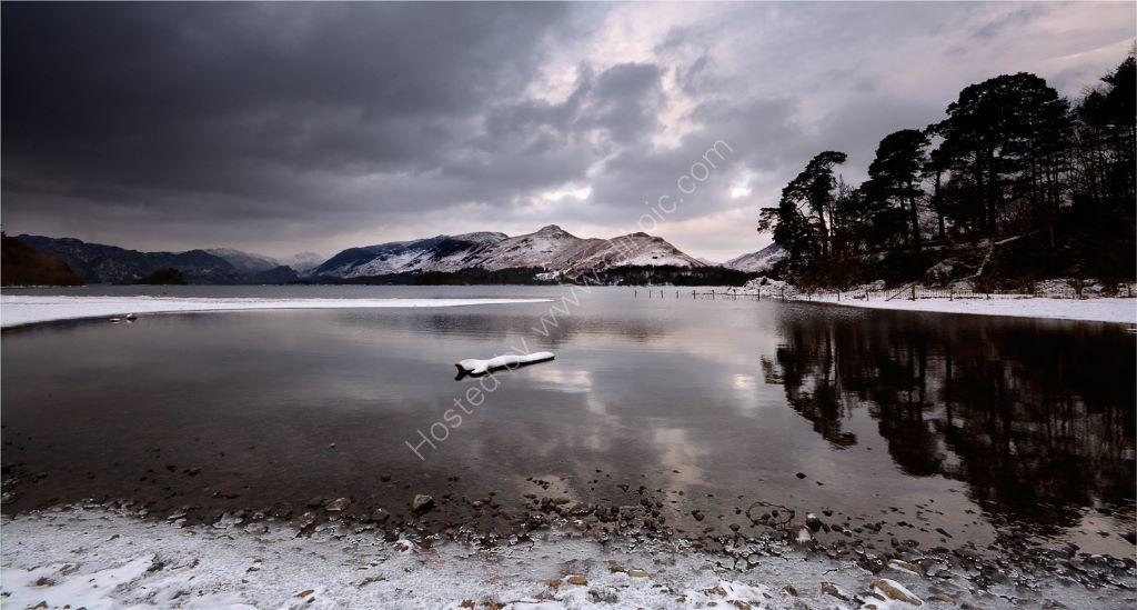 Winter Derwent Water