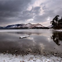 Winter Derwent Water