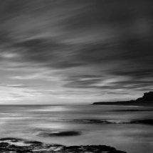early morning bamburgh