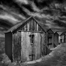 old huts