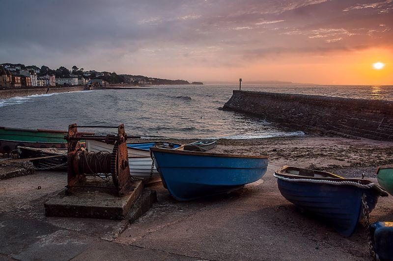 Boat Cove Sunrise