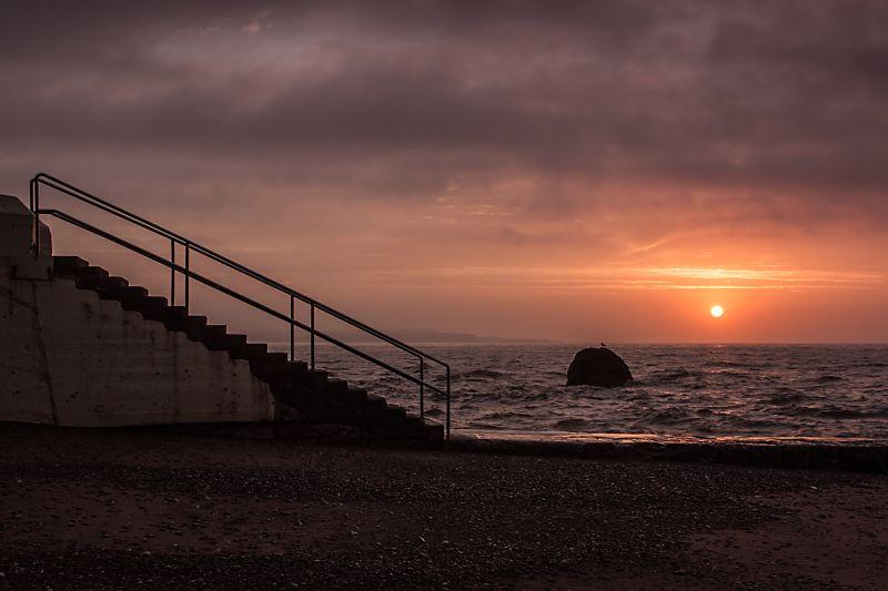 Croyton Cove Sunrise