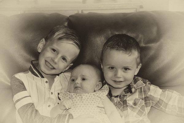 All three