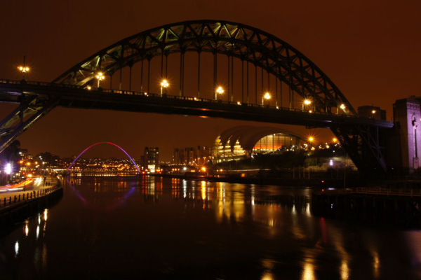 The Tyne is all mine