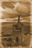Wheal Betsy engine house old age