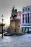 3rd Marquess of Londonderry statue Durham market place