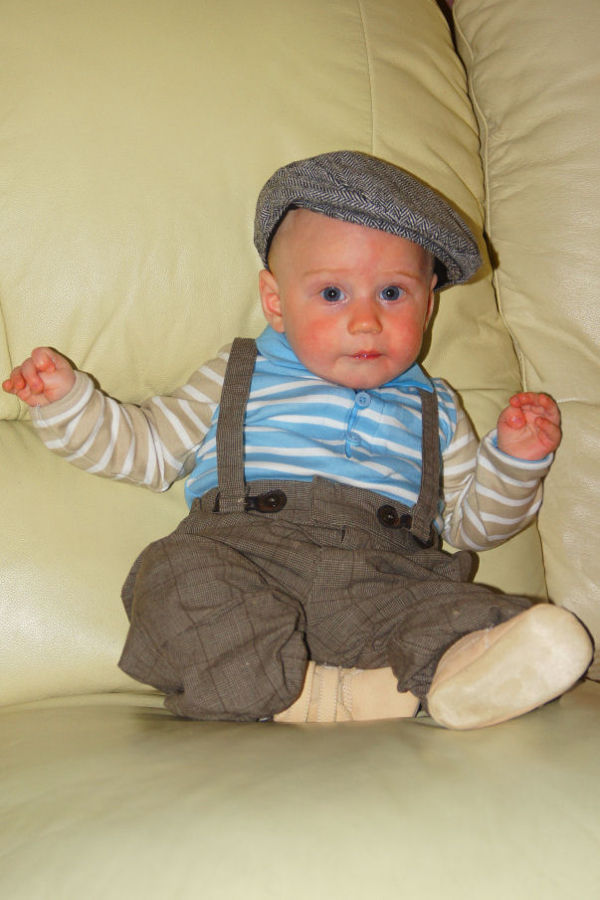 Owen sitting 1