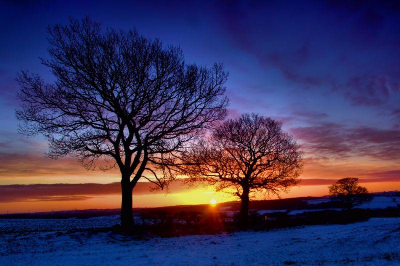 Durham Sunrise