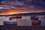 Teignmouth sunset 2 p0022