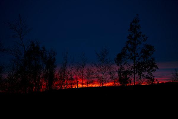 Willington sunset 1